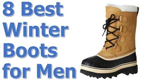 mens winter  snow boots top   winter boots