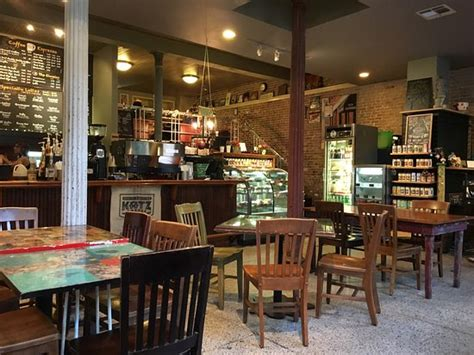 Top 4 Galveston Island Coffee Shops