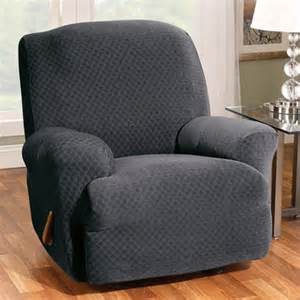 sure fit stretch stone recliner slipcover reviews wayfair