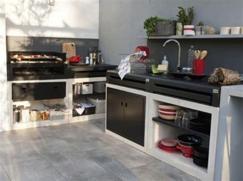 comment construire une cuisine exterieure je veux aménager une cuisine d 39 été travaux com