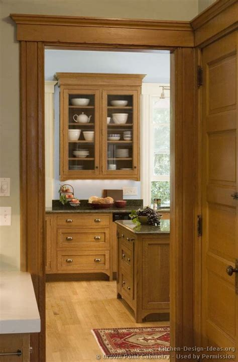 craftsman kitchen design ideas  photo gallery