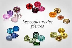 Pierres Précieuses Bleues : couleurs des pierres pr cieuses et fines juwelo ~ Nature-et-papiers.com Idées de Décoration