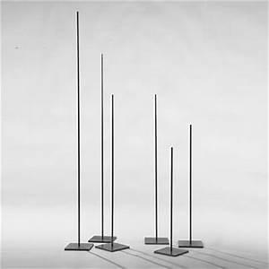 Sichtschutzzaun Höhe 250 : stele h he 250 mm schwarzstahl preis pro st ck stele250 ~ Markanthonyermac.com Haus und Dekorationen