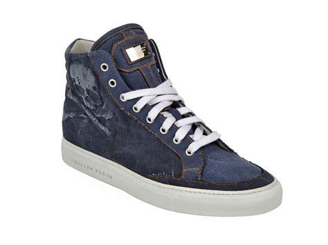 philipp plein  spring summer denim shoes top picks