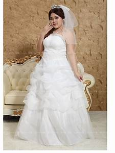 wedding dress fat big girl women super large plus size With big girl wedding dresses