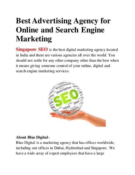 Search Engine Marketing Agency by Http Rank Sg Best Advertising Agency For