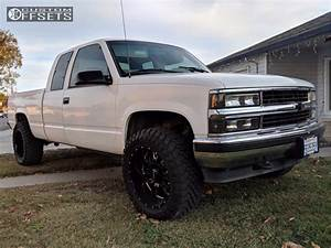 1997 Chevrolet K1500 Ultra Hunter Proryde Leveling Kit