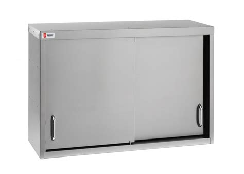 Wall Cupboards With Sliding Doors by Commercial Stainless Steel Cupboards Parry