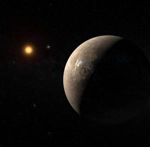 Exoplanet Proxima b: Erdähnlicher Planet in Reichweite von ...