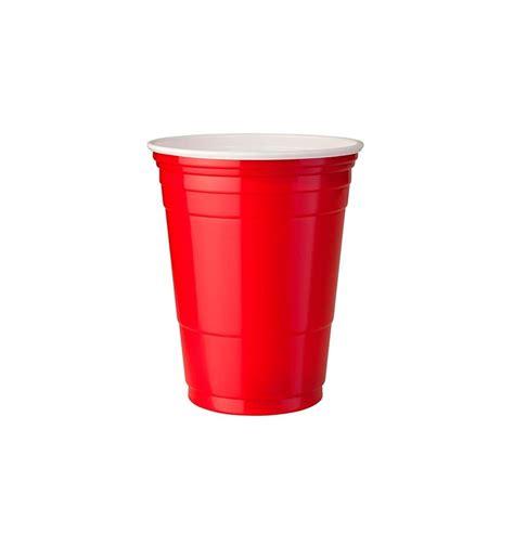 Bicchieri Di Rosso bicchiere rosso plastica di ps 470ml 1000 pezzi