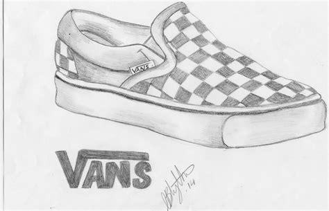 Pencil Vans By Blackisthecolour On Deviantart