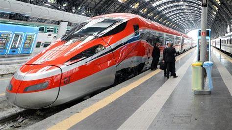 Milano-roma In Due Ore Sul Nuovo Frecciarossa
