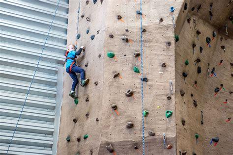 Rock Climbing Offers Challenge Adventure Aviator Sports