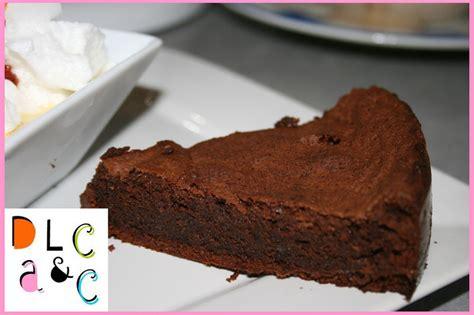 dessert chocolat sans gluten