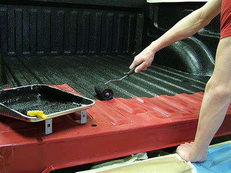 truck liner paint images