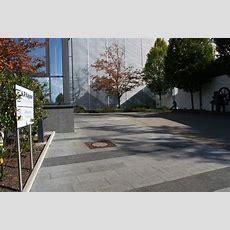 Umgestaltung Eines Eingangsbereichs Mit Naturstein