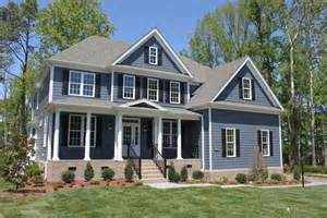 Surprisingly New Traditional Homes by E Ville In Stile Americano