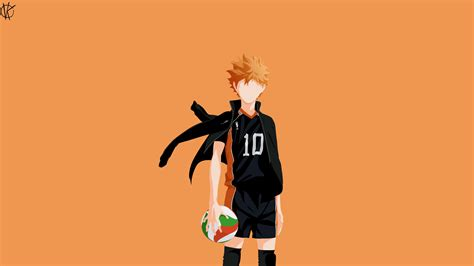 haikyu shoyo hinata  hd anime wallpapers hd wallpapers