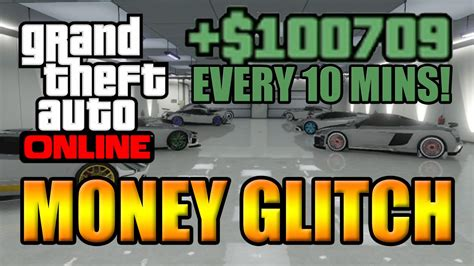 Gta 5 Online New *solo* Unlimited Money Glitch After Patch