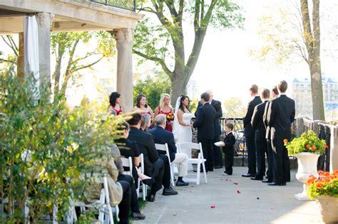 outdoor weddings in michigan outdoor wedding receptions