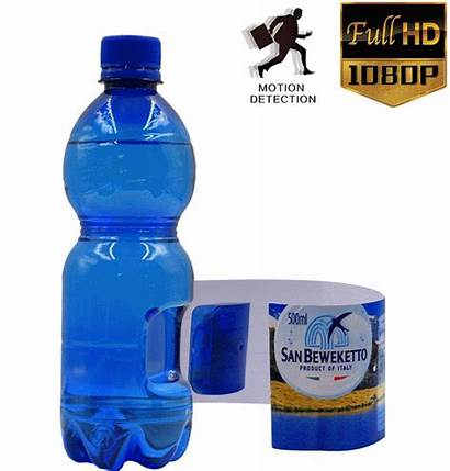 Hidden Camera Bottle Water Spy 1080p Mini