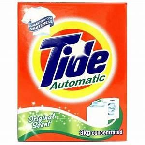 Tide Detergent Powder Automatic Original Scent 3kg