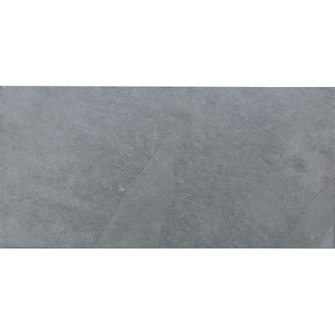 gray montauk blue cleft slate tile 12 quot x24 quot
