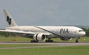 PIA flight from Lahore diverted from landing at London's ...