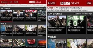 BBC - The Editors: iPhone and iPad app update