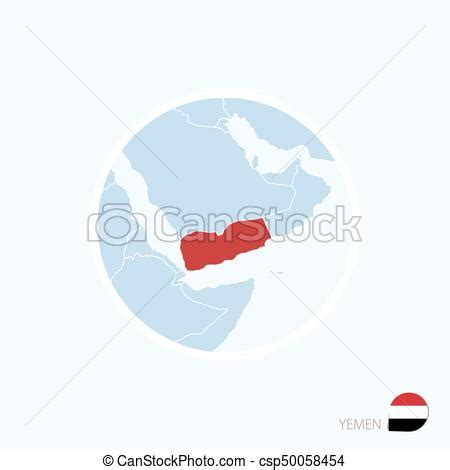 map icon  yemen blue map  middle east