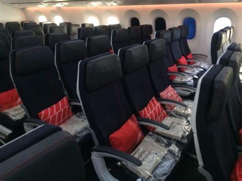 en images les cabines du 787 9 d air air info