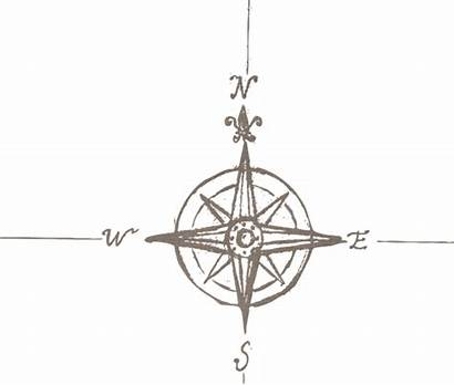 Compass Map North Direction South Transparent Pixabay