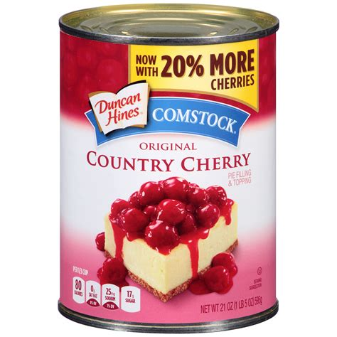 apple cherry pie filling great value blueberry pie filling or topping 21 oz walmart com