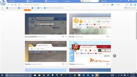 uc browser untuk pc version ridhosay