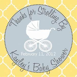 6 best images of printable baby shower favor labels free for Baby shower label template for favors