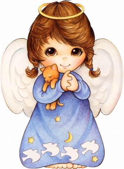 Angel Kitten Clipart Angels Transparent Yopriceville