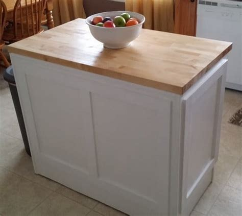 do it yourself kitchen islands how to a diy kitchen island and install in your