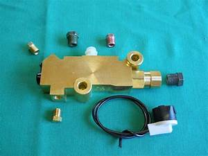 Disc  Drum Proportioning Valve Fittings