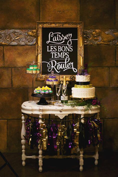 mardi gras tablescapes  everyday hostess