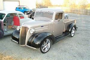 1937 Chevy Panel Trucks