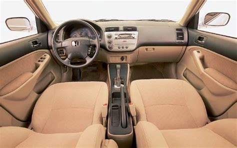 2003 honda civic interior high mileage hybrids 2002 toyota prius vs 2003 honda