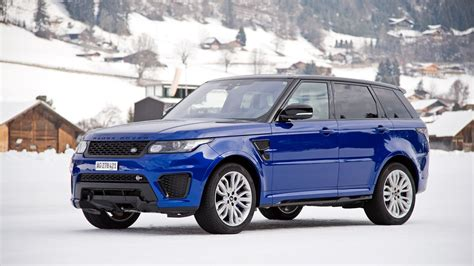 Winter Driving Experience Mit Jaguar Land Rover In Gstaad