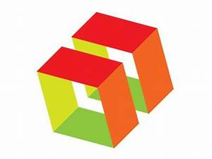 78 best Cube Logo images on Pinterest | Cube, Logo concept ...