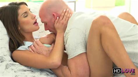 Stunning Brunette Has Passionate Sex Porn Videos