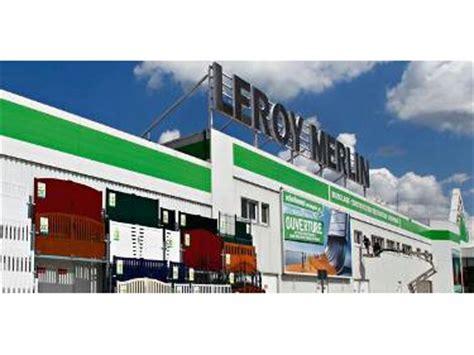 rouen tourville la rivi 232 re magasin de bricolage outillage jardinage d 233 coration leroy merlin
