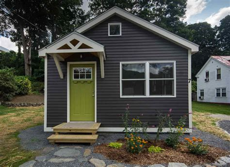 small house in tiny house with a basement for sale in rockingham vt