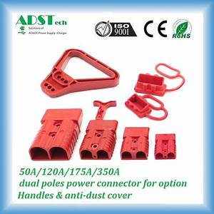 50a 600v Adsb50 Dual Pole High Current Power Solar Battery