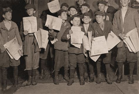 Heart-breaking Pictures Of Child Labour In Usa By Lewis Hine