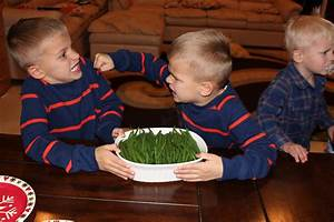 Twins Argue Over Vegetables - YouTube