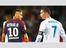 Real Madrid x PSG ou Ronaldo vs Neymar Apostas Online